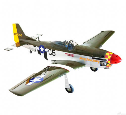 Seagull North American P-51 Mustang 1.43m (56in) (SEA-276)